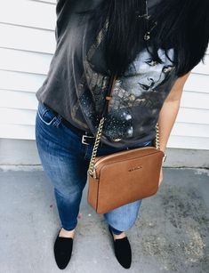254d6f6b8a23 Shop the Look from DolceRose on ShopStyle. Michael Kors Crossbody BagMichael  ...