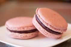 macroons <3 best thing i've tasted.
