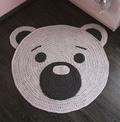 Carpets And Flooring Near Me Key: 4395969693 Crochet Mat, Crochet Carpet, Crochet Pillow, Cute Crochet, Crochet Stitches, Crochet Patterns, Nursery Decor Boy, Nursery Rugs, Crochet Baby Mobiles