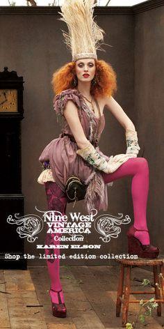 LOVIN' these new Nine West ads!