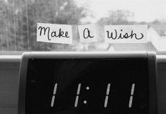 make a wish 11:11
