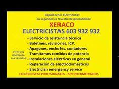 Electricistas XERACO 603 932 932 Baratos