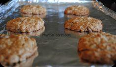 Six Cents: Lactation Cookies