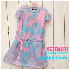 Darla Dress Bubble Gum PRODUCT TYPE : Dress COLOR  MATERIAL : Cotton PRICE : 150k  Available size :  4 years :   For further information , you can contact us through SMS/WA: 081320942222 line ID : groovykidd bbm : 52AA2CC5 Phone :022-87788662 Please put your data as below -NAME -ADDRESS -PHONE NUMBER -E-MAIL -ORDER  WE WILL NOT REPLY COMMENT ON PICTURE Seluruh pertanyaan mengenai detail produk, harap hubungi admin kami.terima kasih.