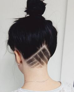 I didn't expect this hair trend at all. It's refreshing yet daring and I have a little crush with this style. As someone who always consider getting a tattoo at the nape this might be the best alternative to the real deal. Unlike a real tattoo, your hair will eventually grow back. You really have zero commitment here. If you don't like you can simply cover it up by leaving your hair down. Let's take a look at some of the crazy designs. Sunflower Lotus Flower Tribal Pattern Subtle Pattern…