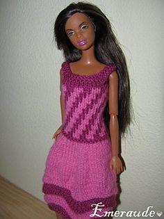 Tricot Barbie, robe d'été-12.02.16-04