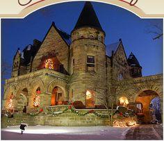 Buhl Mansion: Pennsylvania bed and breakfast, Select Registry, romantic getaways, spa, weddings