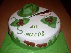SLADKÉ POKUŠENIE: PRE MLADÉHO POĽOVNÍKA Cake, Desserts, Food, Tailgate Desserts, Deserts, Kuchen, Essen, Postres, Meals