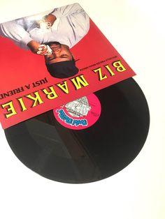 Biz Markie – Just A Friend  Label: Cold Chillin – 0-21342 Format: Vinyl, 12…