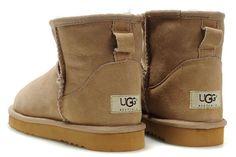 UGG Classic Mini Boots Womens Sand 5854 UGG Classic Mini Boots Womens Sand 5854 [5854-003] [5854-003] - $79.03 :