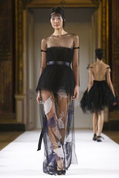 Yanina Fashion Show Couture Collection Spring Summer 2016 in Paris
