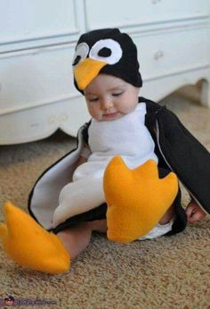 Seriously the cutest baby penguin  sc 1 st  Pinterest & Flying Penguin - Halloween Costume Contest at Costume-Works.com ...