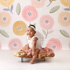Photography Backdrop Background | Sadie Floral