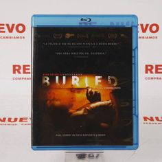 # Pelicula bluray# BURIED# de segunda mano E271079 #segundamano#