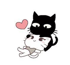 Vanilla Pepper Cute Cat Gif Cute Cartoon Images Cute Gif