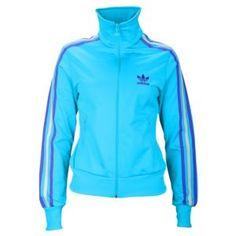 light blue adidas jacket