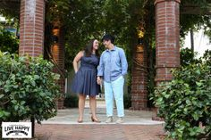 Delia + Jennifer | Winter Park, FL | Park Avenue | Same-Sex Engagement Photography | Orlando Engagement Photography | LGBT Love | Live Happy Studio | www.livehappystudio.com