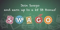 Shop your way to a 25 SB Bonus in August #BacktoSchool Shopping Edition #Swago – Coupon Nannie