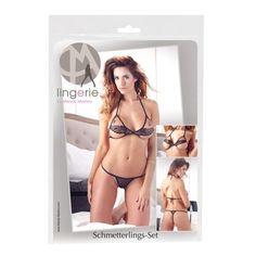 Butterfly Bikini Met Open Cups | Sexy Kleding Lingerie BH Dames BeHa | DamesKleding