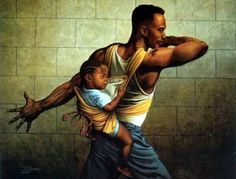 ... Artwork on Pinterest | Black Art, African American Art and Facebook