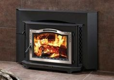 Fireplace inserts can be a great remedy to inefficient open-burning fireplaces. Learn about the Harman Stove insert and how it can improve your fireplace. Fireside Hearth And Home, Wood Insert, Wood, Image House, Wood Stove, Wood Burning Insert, Traditional Fireplace, Fireplace, Wood Burning Fireplace Inserts