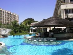 out of 5 stars, as independently voted for by Real Holiday Reports members. Beach Hotels, Hotels And Resorts, Cyprus Larnaca, Family Memories, The Good Place, Around The Worlds, Mansions, House Styles, Places