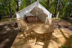 Top 10 Glamping Sites In The US