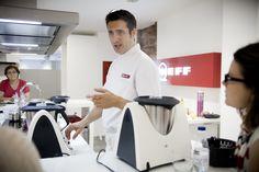 Showcooking con Diego Ferrer « El blog oficial de Thermomix España