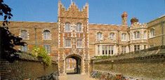 Jesus College, Cambridge, England,my Uncle worked here for many many years