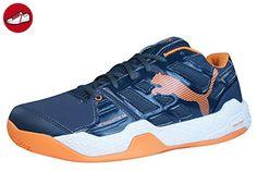 Puma Vindicate 3.2 Herren Innen Sportschuhe-Charcoal Grey-45 - Puma schuhe (*Partner-Link)