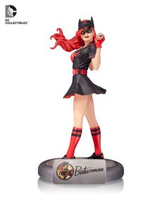 DC Collectibles have been revealing great soon to be released product all this week as part of their celebration hitting 250,000 likes on Facebook. Check out the latest DC Bombshells statue, Batwoman. BONUS: Feel free to view this video of how this line of...