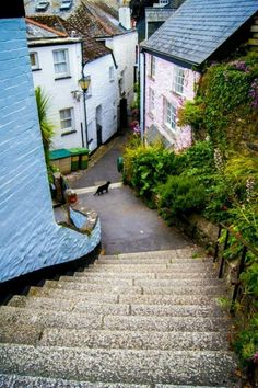 Cornwall england homes