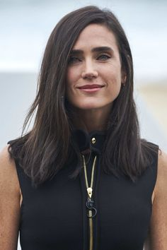 Jennifer Connelly attends the 'American Pastoral' photocall during the 64th San Sebastian International Film Festival.
