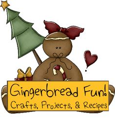 Gingerbread Crafts and Project Ideas.