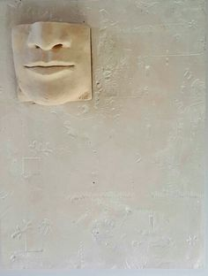 Face study on textured board by Rudolf Bitzer Face Study, Creative Words, Board, Artwork, Work Of Art, Auguste Rodin Artwork, Artworks, Illustrators, Planks