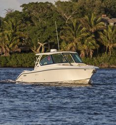 <p>We've been wanting to write about the luxuriousPursuit DC 295 for quite some time -since it may be the perfect dual console for many boaters. The Pursuit DC 295 builds on an award winning design with topstyle, performance and amenities.…</p>
