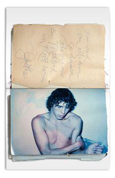 Walter Pfeiffer, Scrapbooks R Day For Night, Amazing Adventures, Travelers Notebook, Say Hi, Art Sketchbook, Photo Manipulation, Sketchbooks, Fine Art Photography, Art Inspo