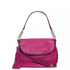 MICHAEL Michael Kors - Medium Shoulder Bag Weston Deep Pink - $223.50 (25% off)