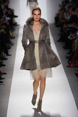 Dennis Basso at New York Fashion Week Spring 2014 - StyleBistro