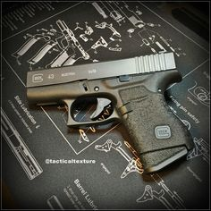The new GLOCK G43 - It's so light and comfortable to carry.