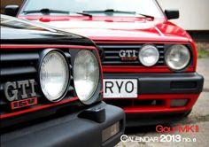 Golf Tips Putting Video Volkswagen Golf Mk2, Vw Mk1, Jetta A2, Golf 2, Golf Videos, Best Classic Cars, Vw Cars, Car Photography, Golf Tips