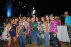 32 best luke bryan farm tour harveys supermarkets sweepstakes and our special guests were ready to shake it in the harveys vip section at the luke bryan farm tour in clemson sc m4hsunfo