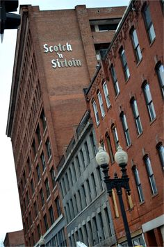 Our Home Is The Former Scotch 'n Sirloin Building In Boston's North End
