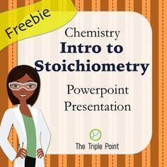 FREEBIE: Introduction to Stoichiometry: The Initial-Change-After Method