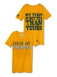 Green Bay Packers - Victoria's Secret-WANT!