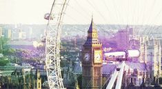 big ben and the london eye- I HATE Ferris wheels but this is totally worth it. Tom Holland, Beautiful World, Beautiful Places, Wonderful Places, Photography Degree, London Photography, Food Photography, Big Ben London, London Attractions