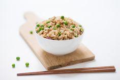 Riz cantonnais, recette - Vegan Pratique