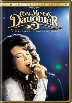 Coal Miner's Daughter (1980) Country Musicians, Country Singers, Beverly D'angelo, Movies For Sale, Sissy Spacek, Best Actress Oscar, Dying Of The Light, Best Country Music, Tommy Lee Jones