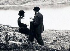 Kaffe og utsikt mot Landegode og Hjertøyen. Couple Photos, Couples, Couple Shots, Couple, Couple Pics