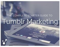 Everything you ever wanted to know about Tumblr but were afraid to ask. In this guide you'll learn how to create a Tumblr account and drive business from the s…
